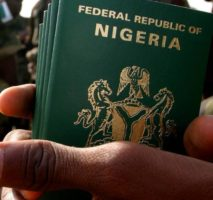 The Current Cost of Nigerian International Passport