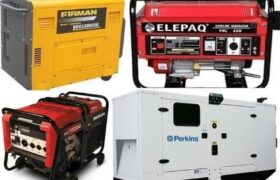 generators in Nigeria