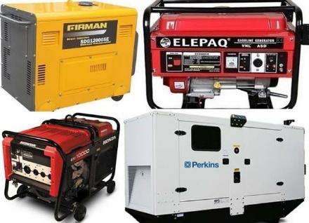 generators in Nigeria
