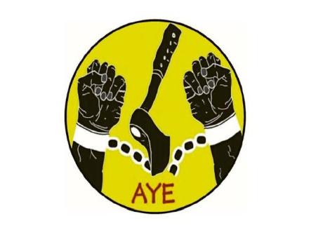 black axe aye symbol