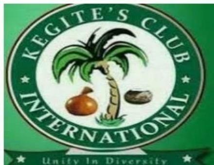 kegite club logo symbol