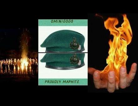 maphite confraternity symbol