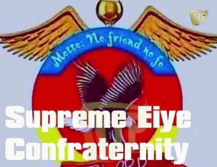 supreme eiye confraternity symbol