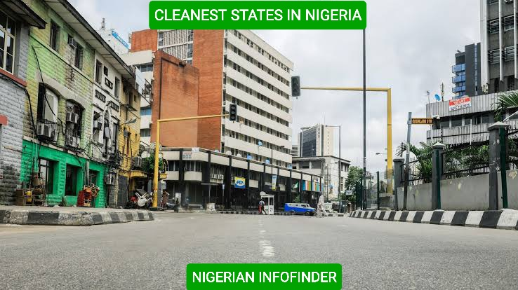 cleanest states in nigeria