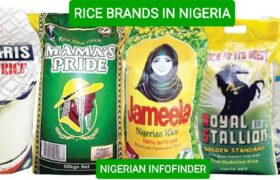 rice brands in Nigeria